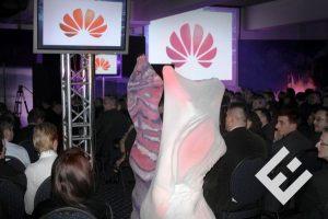 Huawei - Event House! - Agencja eventowa - Konferencja