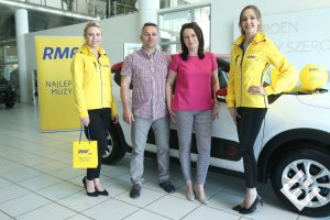 Grupa RMF FM - Event House! - Agencja eventowa - Akcje prosprzedażowe