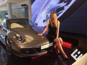 Porsche - Event House! - Agencja eventowa - Baza hostess