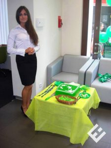 Bank BGŻ PNB Paribas - Event House! - Agencja eventowa - Baza hostess