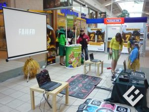 Nestle - Event House! - Agencja eventowa - Akcje prosprzedażowe