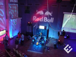 Red Bull - Event House! - Agencja eventowa - Impreza integracyjna